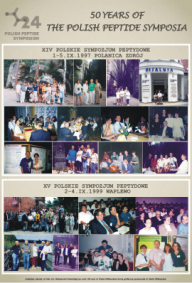 Polish Peptide Symposia 1997-1999