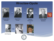 History of Peptide Research in Wrocław & Opole